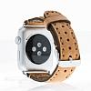 Bouletta Apple Watch / Watch 2 Gerçek Deri Kordon G8 (38 mm) - Resim 2