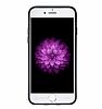 Bouletta Flex Cover iPhone 7 Plus / 8 Plus FLD1 Gerçek Siyah Deri Kılıf - Resim 2