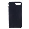 Bouletta Full Cover iPhone 7 Plus Siyah Gerçek Deri Kılıf - Resim 1