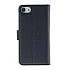 Bouletta Magic Wallet iPhone 7 Standlı Kapaklı Floater Black Gerçek Deri Kılıf - Resim 1