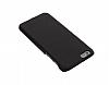 Bouletta Ultimate Jacket iPhone 6 / 6S Siyah Gerçek Deri Kılıf - Resim 6