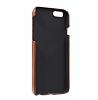 Bouletta Ultimate Jacket iPhone 6 Plus / 6S Plus Kahverengi Gerçek Deri Kılıf - Resim 7