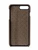 Bouletta Ultimate Jacket iPhone 7 Plus / 8 Plus RST2 Kahverengi Gerçek Deri Kılıf - Resim 2