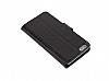 Bouletta Wallet ID iPhone 6 Plus / 6S Plus Standlı Kapaklı Siyah Gerçek Deri Kılıf - Resim 3
