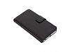 Bouletta Wallet ID iPhone 6 Plus / 6S Plus Standlı Kapaklı Siyah Gerçek Deri Kılıf - Resim 4