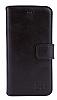 Bouletta Wallet ID iPhone 6 Plus / 6S Plus Standlı Kapaklı Siyah Gerçek Deri Kılıf - Resim 6