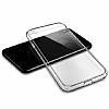 Buff Air Hybrid iPhone X Ultra Koruma Smoke Black Kılıf - Resim 1