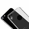 Buff Slim Fit iPhone 8 Ultra Koruma Silver Kılıf - Resim 2