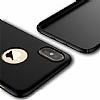 Buff Slim Fit iPhone X Ultra Koruma Gold Kılıf - Resim 4