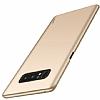 Buff Slim Fit Samsung Galaxy Note 8 Ultra Koruma Şeffaf Kılıf - Resim 3
