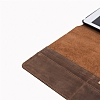Burkley Cover Wallet Folio Apple iPad Pro 9.7 Antique Coffee Gerçek Deri Kılıf - Resim: 4