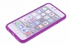 Candy Crush iPhone 6 / 6S Grape Silikon Kılıf - Resim 3
