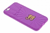 Candy Crush iPhone 6 / 6S Grape Silikon Kılıf - Resim 1