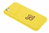 Candy Crush iPhone 6 / 6S Lemon Silikon Kılıf - Resim 1