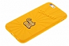Candy Crush iPhone 6 / 6S Mango Silikon Kılıf - Resim 2
