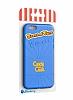 Candy Crush iPhone 6 / 6S Blueberry Silikon Kılıf - Resim 4