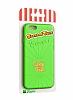 Candy Crush iPhone 6 / 6S Apple Silikon Kılıf - Resim 4