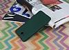 Casper Via A1 Mat Yeşil Silikon Kılıf - Resim 2
