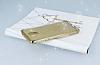 Casper Via A1 Plus Simli Gold Silikon Kılıf - Resim 2