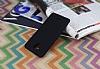 Casper Via E1 Mat Siyah Silikon Kılıf - Resim 1