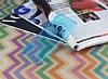 Casper Via F1 Ultra İnce Şeffaf Mavi Silikon Kılıf - Resim 2