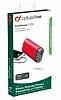 Cellular Line 5200 mAh 2017 Powerbank Kırmızı Yedek Batarya - Resim 3