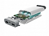 Cellular Line 7800 mAh Powerbank Beyaz Yedek Batarya - Resim 1