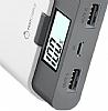 Cellular Line FreePower Ultra 20000 mAh Powerbank Beyaz Yedek Batarya - Resim 2