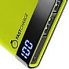 Cellular Line Manta 6000 mAh Powerbank Yeşil Yedek Batarya - Resim 3