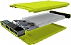 Cellular Line Manta 6000 mAh Powerbank Yeşil Yedek Batarya - Resim 4