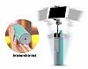 Cortrea 5W Yeşil Bluetooth Selfie Çubuğu ve Hoparlör - Resim 10