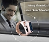 Cortrea B7 Siyah Akıllı Bileklik ve Bluetooth Kulaklık - Resim 5