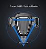 Cortrea Gravity Universal Siyah Araç Havalandırma Tutucu - Resim 2