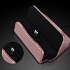 Cortrea iPhone 7 / 8 Lightning Masaüstü Dock Siyah Şarj Aleti - Resim 1