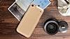 Cortrea iPhone 7 Plus / 8 Plus 10000 mAh Bataryalı Rose Gold Kılıf - Resim 7