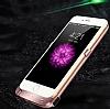 Cortrea iPhone 7 Plus / 8 Plus 10000 mAh Bataryalı Rose Gold Kılıf - Resim 4