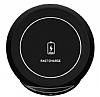 Cortrea Kablosuz Siyah Hızlı Şarj Standı - Resim 3