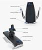 Eiroo Kablosuz Şarj Özellikli Sensörlü Araç Tutucu - Resim 3