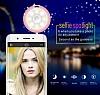 Cortrea Lightspeak 3,5 Jack Girişli Selfie Işıklı Hoparlör - Resim 5