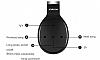 Joyroom H15 Beyaz Bluetooth Kulaklık - Resim 3