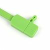 Cortrea Micro USB Yeşil Kısa Data Kablosu 9cm - Resim 6