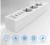 Cortrea Multi Plug 3lü Priz ve 3lü USB Port 2m - Resim 6