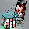 Cortrea P1 Cube Işıklı Bluetooth Hoparlör - Resim 4