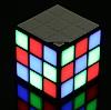 Cortrea P1 Cube Işıklı Bluetooth Hoparlör - Resim 1