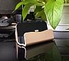 Cortrea Samsung Galaxy Note 4 Micro USB Masaüstü Dock Siyah Şarj Aleti - Resim 3