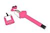 Cortrea Universal Dudaklı Tuşlu Kırmızı Selfie Çubuğu - Resim 2