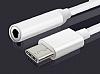 Eiroo USB Type-C 3,5 Jack Kulaklık Girişi Dönüştürücü Adaptör - Resim 3