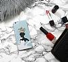 iPhone 6 / 6S Crystal Queen Taşlı Kılıf - Resim 2