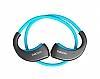 Dacom Sports Su Geçirmez Siyah Bluetooth Kulaklık - Resim 1