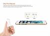 Dafoni Air Slim LG G6 Ultra İnce Mat Pembe Silikon Kılıf - Resim 1